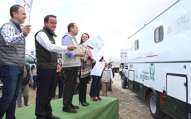 Anuncia IMSS arranque de licitación para  construcción de Hospital General de Zona (HGZ) de Atlacomulco, Estado de México