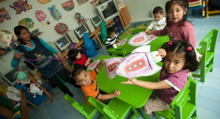 Certificado de educación preescolar en estancias infantiles