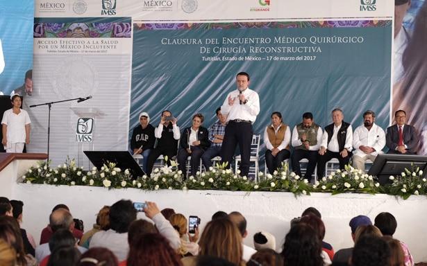 Realizan 343 cirugías reconstructivas a beneficiarios de IMSS-PROSPERA