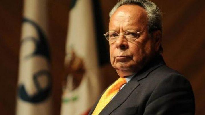 Fallece Jesús Silva – Herzog Flores a los 81 años