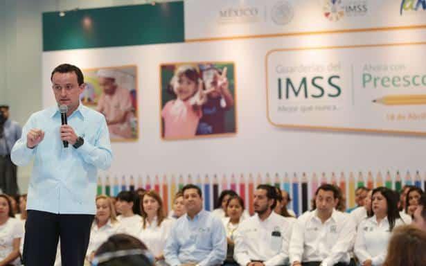 Anuncia IMSS inversión de más de 1,500 millones de pesos en infraestructura médica en Tamaulipas