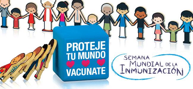 Semana Mundial de la Inmunización del 2017
