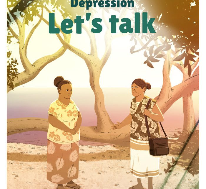 """Depression: let's talk"" says WHO, as depression tops list of causes of ill health"