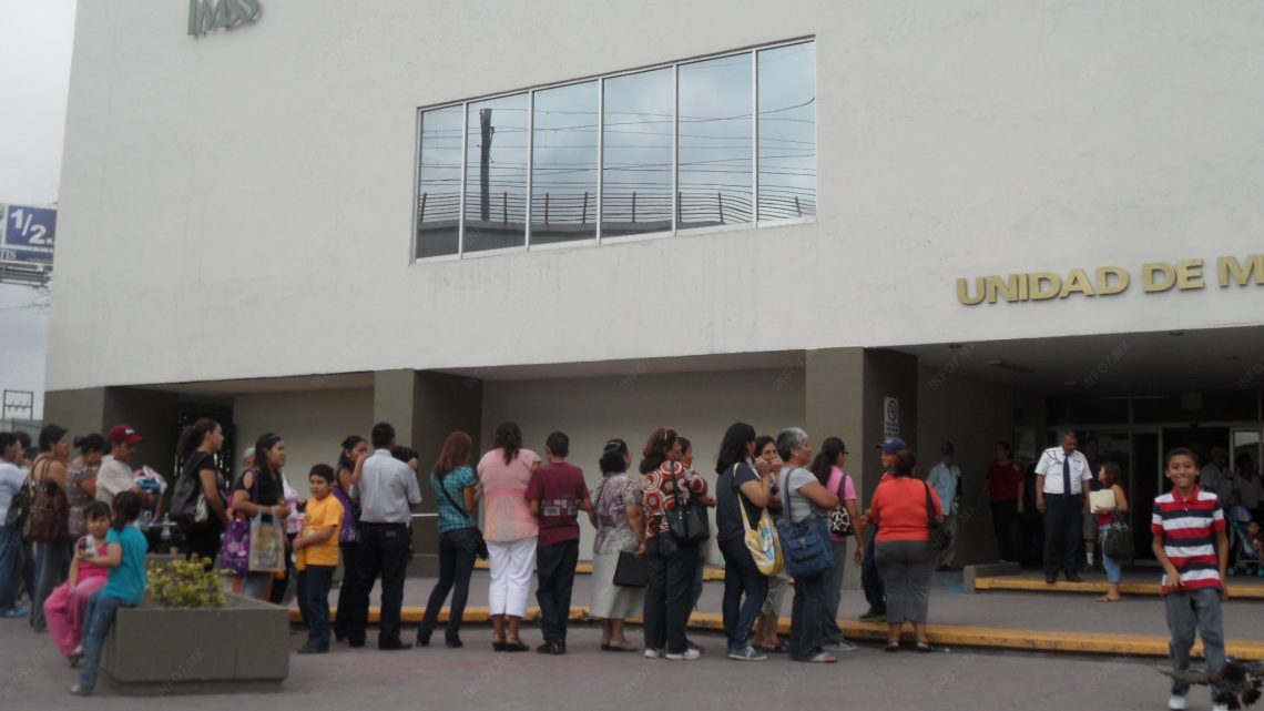 Se acabaron las filas en el IMSS