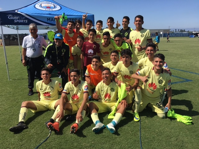 La Manchester Cup 2017 Sub-15 será mexicana