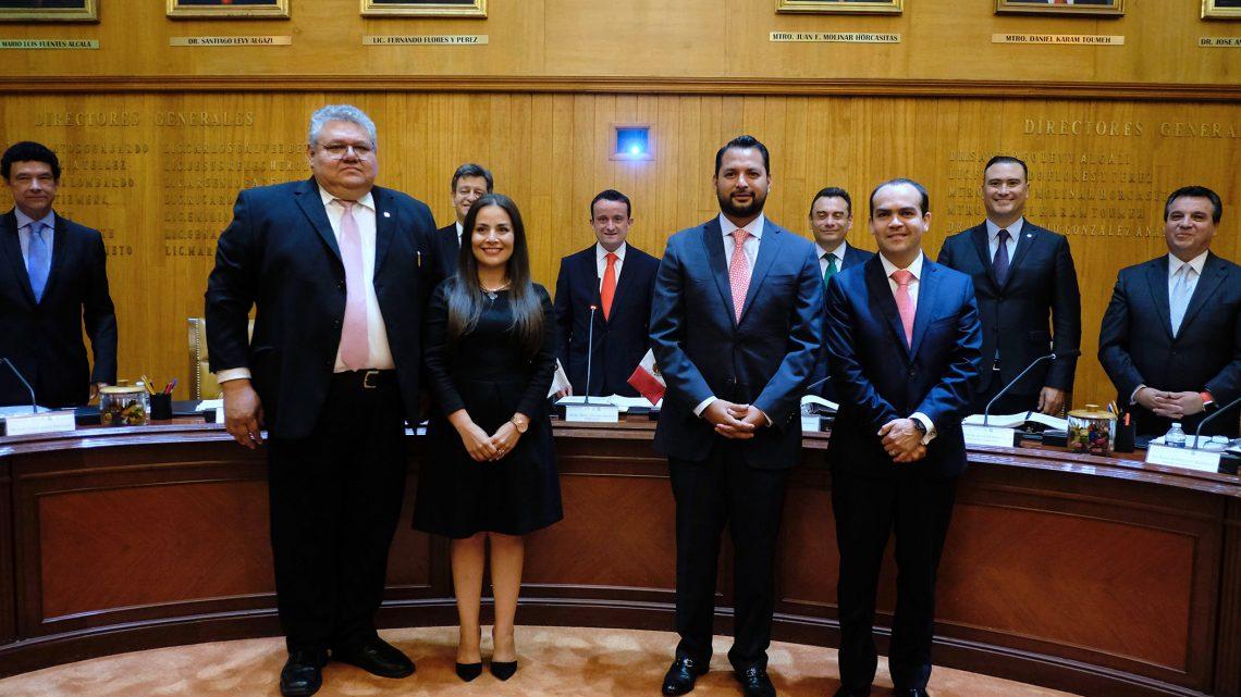 Movimientos en el IMSS, Aprueban nombramientos en el Consejo Técnico de la Institución