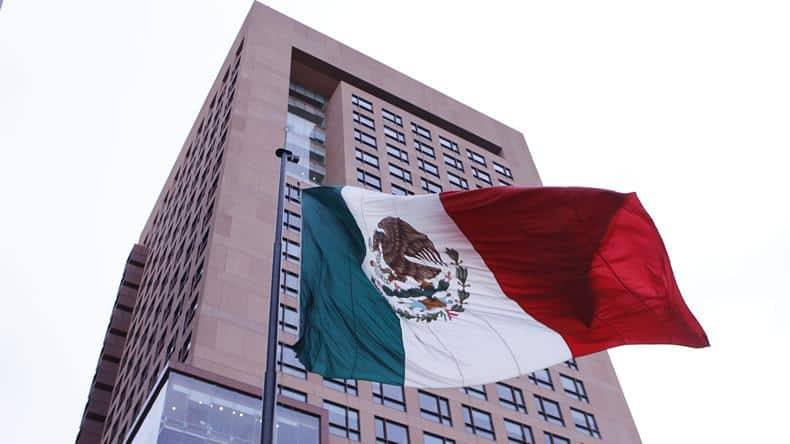 Press Release Foreign Ministry of Mexico