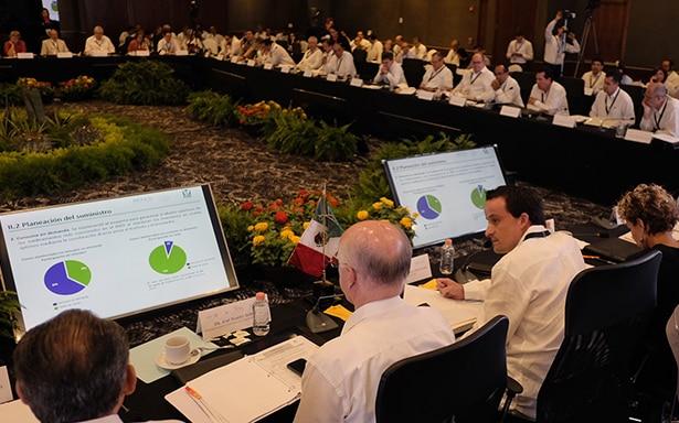 Presenta IMSS a CONASA modelo de abasto de medicinas y ventajas de compra consolidada