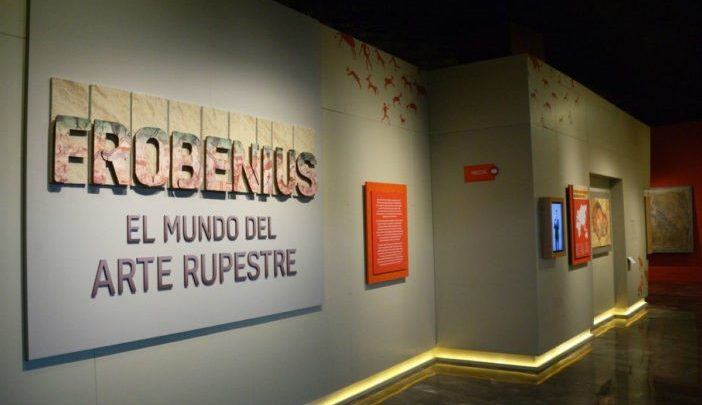 Te invitamos a visitar la exposición de Leo Frobenius
