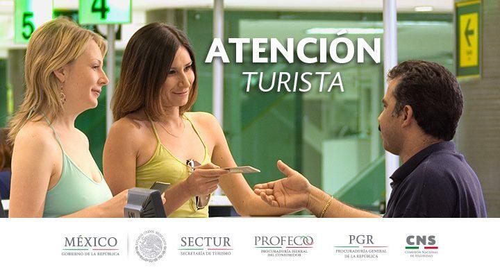¡Atención Turista Nacional o Extranjero!