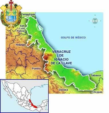 Declara la Secretaría de Gobernación Emergencia para un municipio del estado de Veracruz de Ignacio de la Llave