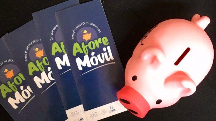 """Secretario Meade lanza nueva APP """"AforeMóvil"""""""