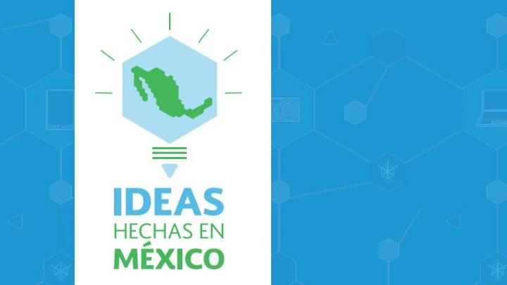 """La SCT invita a participar en el """"Reto Ideas Hechas en México"""" 2017"""