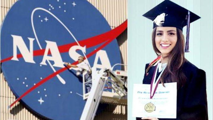 Estudiante mexicana realizará estancia en la NASA, comunicó la SCT