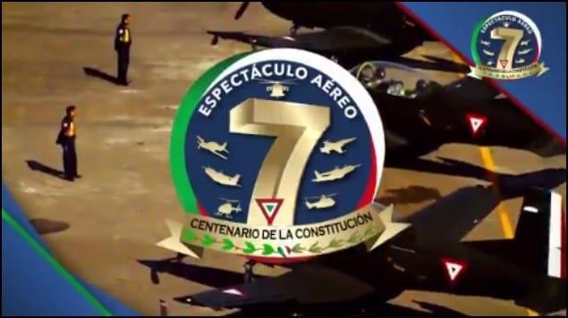 El Ejército y Fuerza Aérea Mexicanos te invitan a disfrutar del 7º. Espectáculo Aéreo