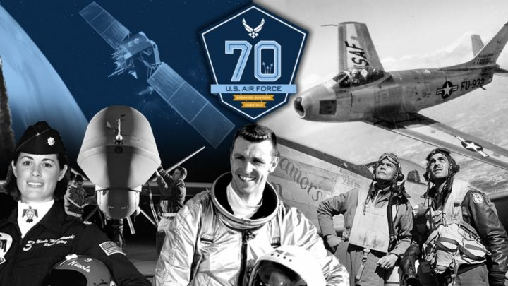 Statement from President Donald J. Trump on the 70th Birthday of the United States Air Force