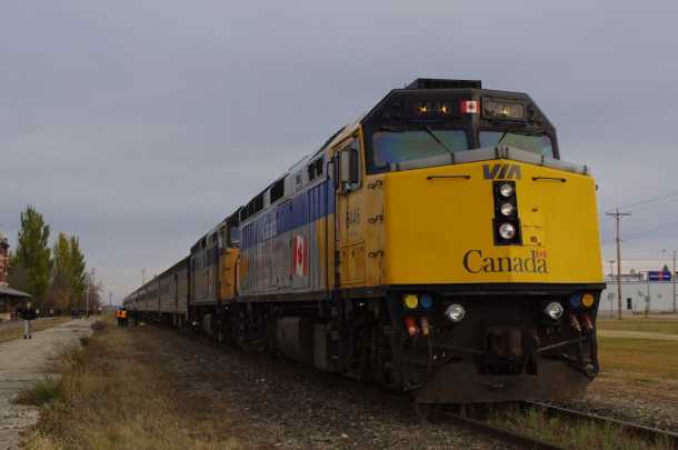 Government of Canada Signals Action to Restore Rail Service to Churchill, Manitoba