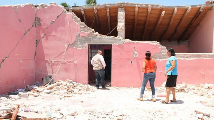 Distribuye Sedesol 212.5 toneladas de alimentos en los Comedores Comunitarios de Oaxaca para apoyar al estado después del sismo
