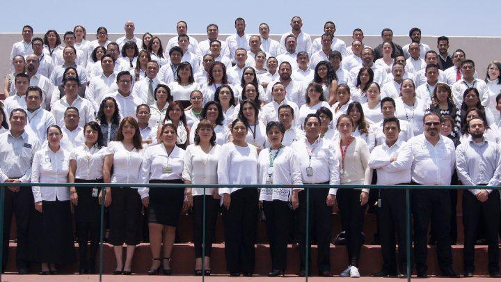 Recibe subdelegación Toluca del IMSS premio nacional de calidad en salud