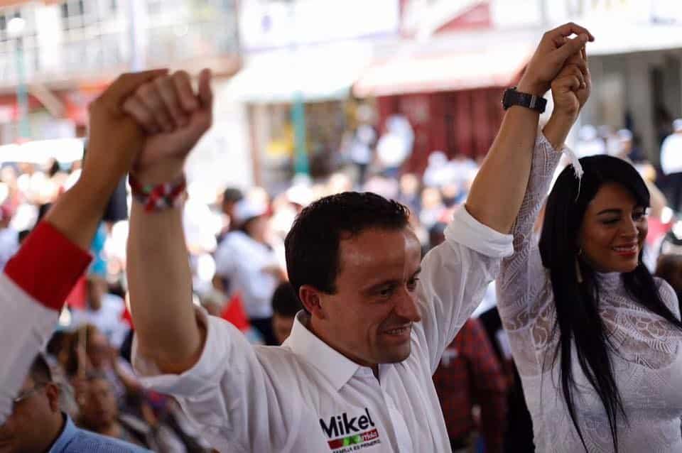 Diputada Ciudadana, Janet Hernández Sotelo, consolida voto a favor de Mikel en Iztapalapa