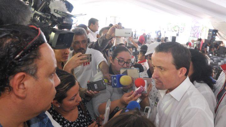 Votar por Barrales es inútil porque está enterrada en el tercer lugar: Mikel