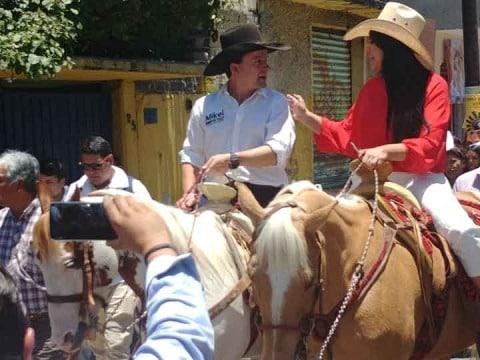 Ganará Mikel Arriola las elecciones el 1 de julio: Diputada Ciudadana, Janet Hernández