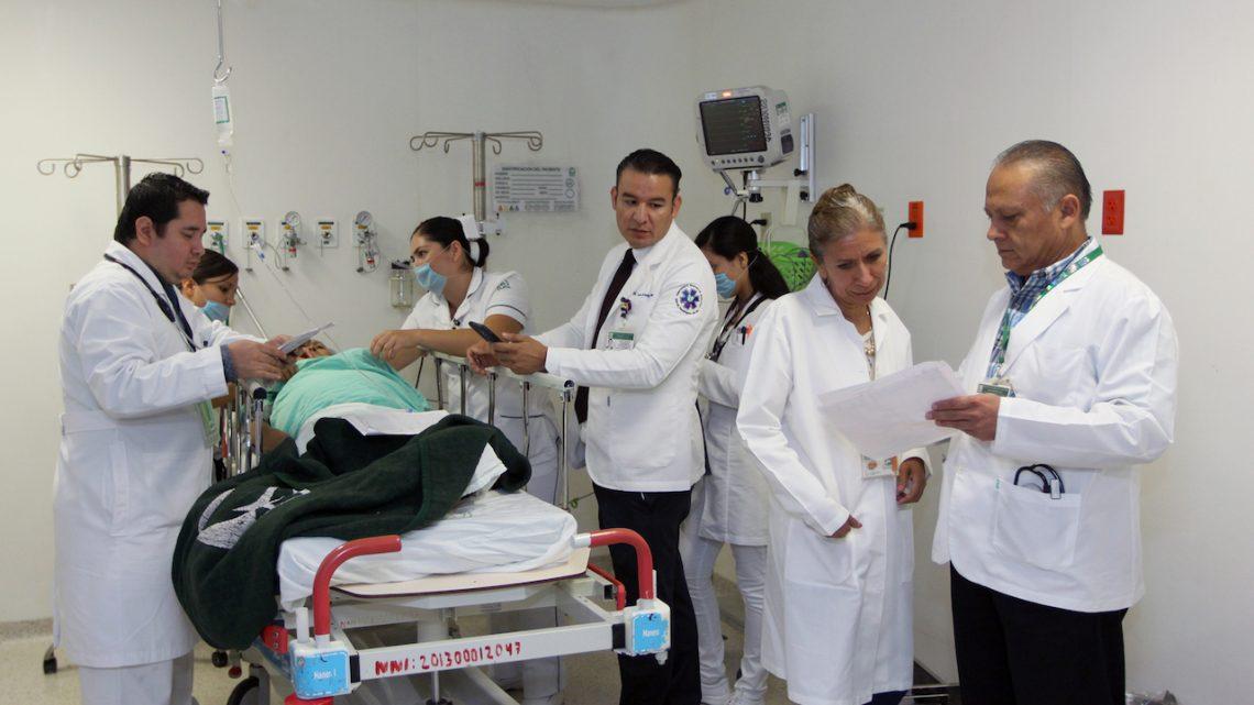 Brinda IMSS cobertura en todo el país de la estrategia código infarto