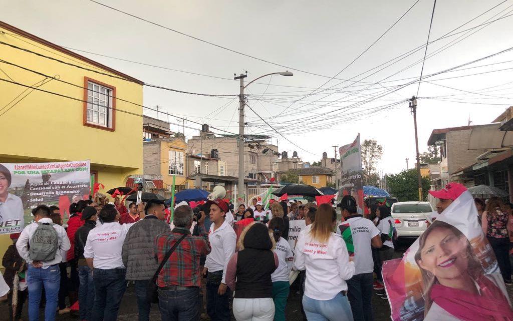 Exige Diputada Janet Hernandez que se apliquen de inmediato los recursos que se aprobaron en la ALDF para Iztapalapa en materia de seguridad y agua