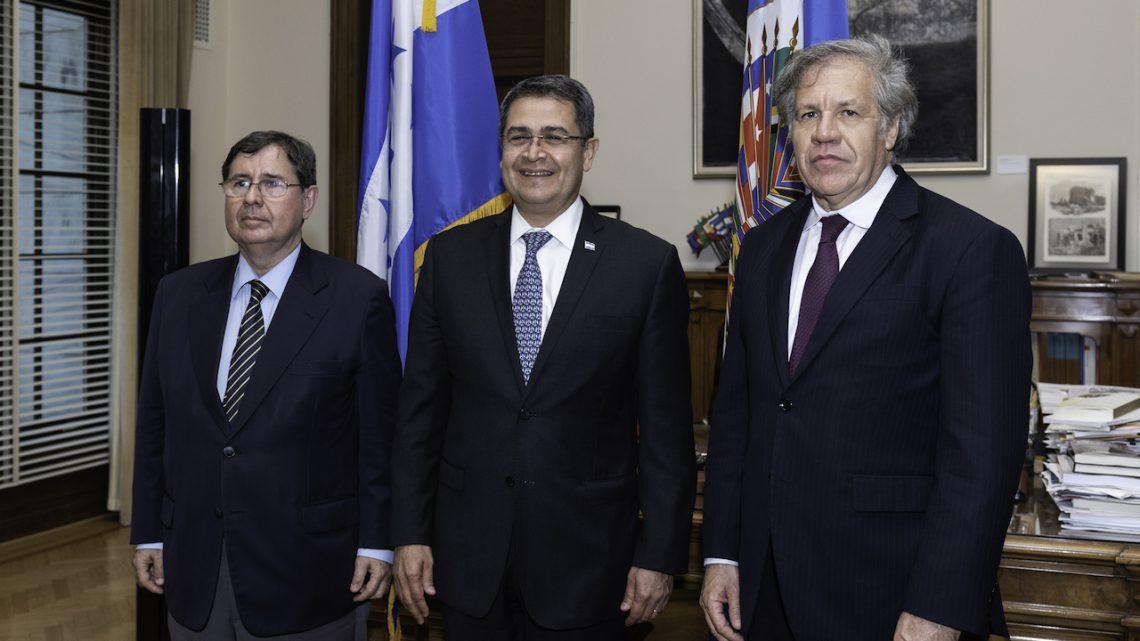 Comunicado conjunto de la Secretaría General de la OEA y el gobierno de Honduras sobre MACCIH