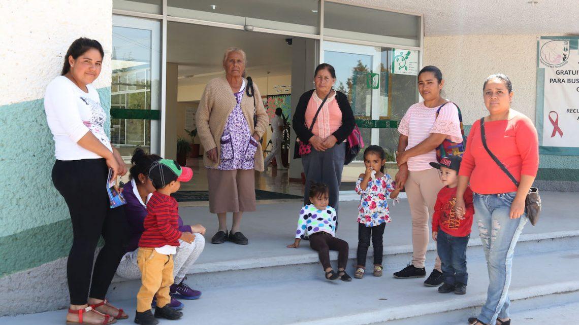 En una semana IMSS realiza 166 cirugías a mujeres de zonas rurales de Zacatecas