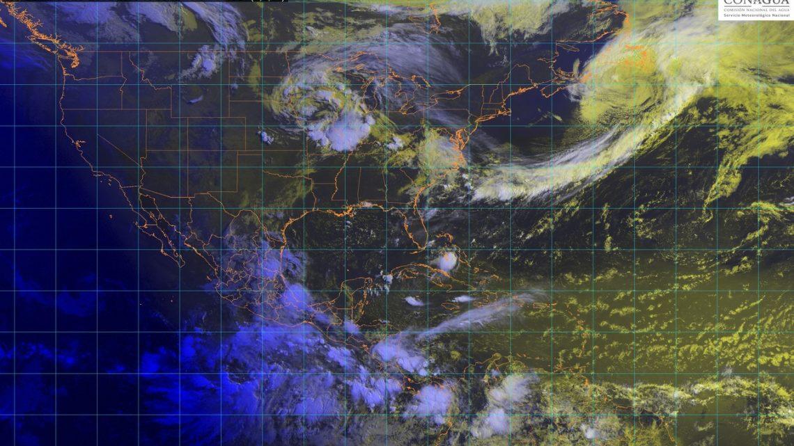 Durante las próximas horas se prevé oleaje mayor a 2.5 m en las costas del Pacifico, desde Chiapas hasta Jalisco