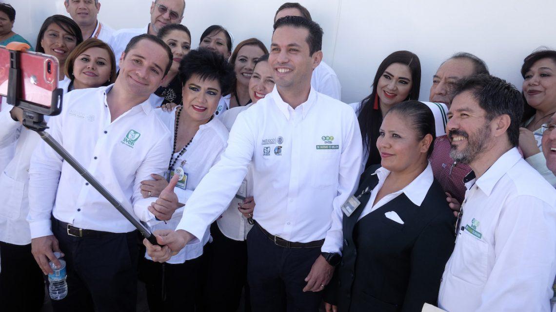 Invierte IMSS 2,200 millones de pesos para ampliar la infraestructura médica en Guanajuato