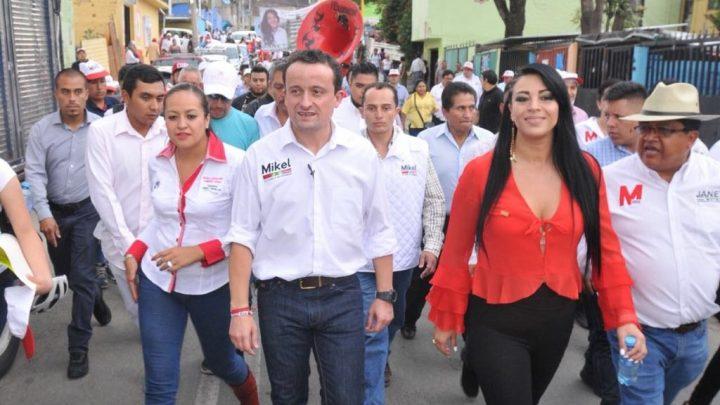 Iztapalapa fue la segunda demarcación donde Mikel Arriola recibió la votación más copiosa de su campaña a la jefatura de la CDMX