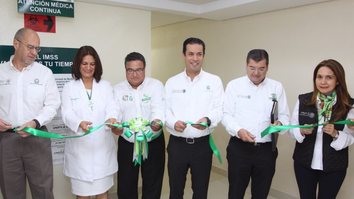 Fortalece IMSS infraestructura médica en Zacatecas; invierte más de 300 millones en esta administración