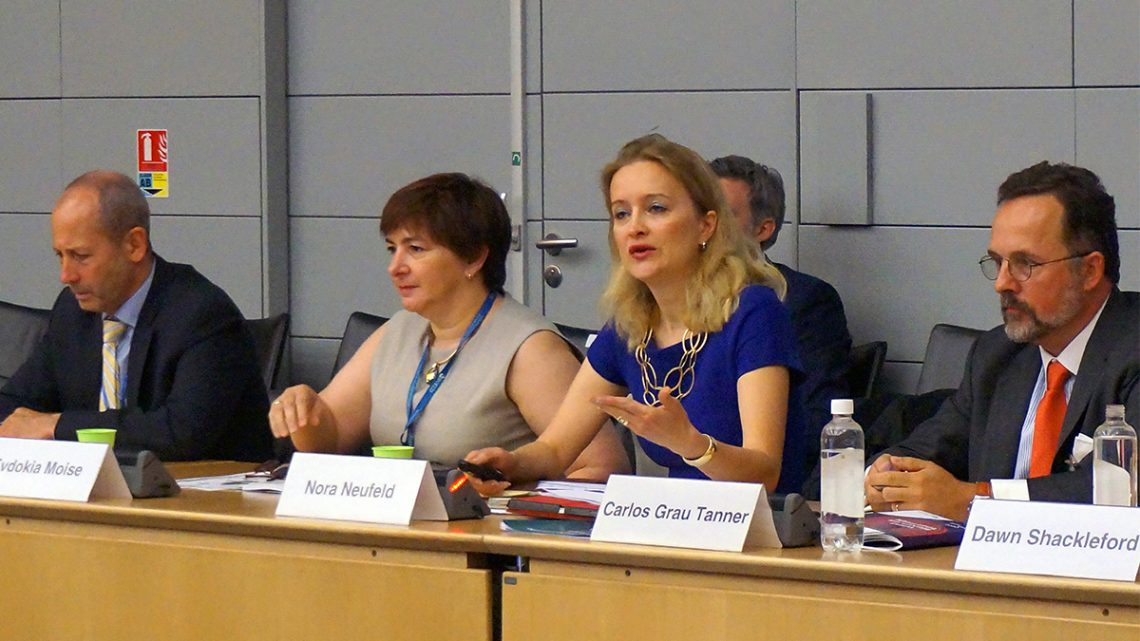 Un simposio destaca el papel del Acuerdo sobre Facilitación del Comercio para agilizar los flujos mundiales de mercancías