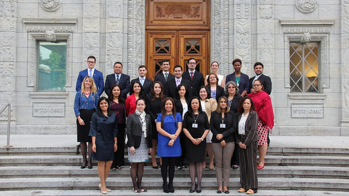 Curso avanzado de política comercial para funcionarios de América Latina y el Caribe