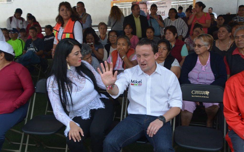 Atenderá Mikel Arriola Agenda Ciudadana para Iztapalapa que Presentó Diputada Janet Hernández Sotelo
