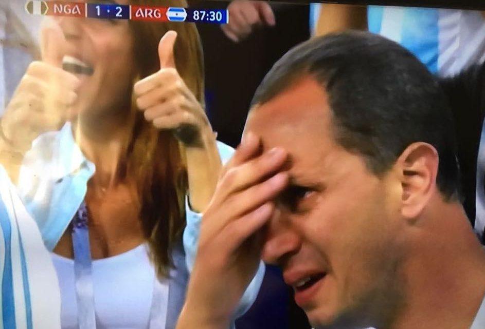 Sufre Argentina para calificar a siguiente ronda en Rusia 2018