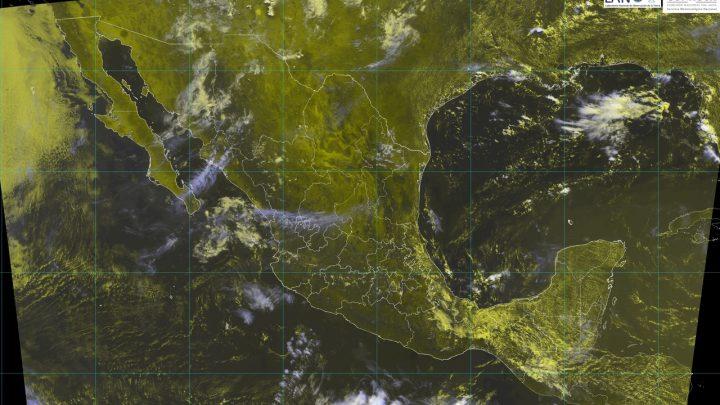 Hoy se prevén tormentas muy fuertes en regiones de Veracruz, Puebla, Oaxaca y Chiapas