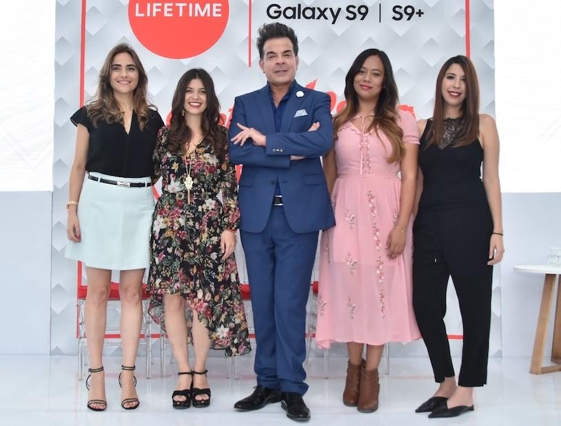 """Lanzan Lifetime y Samsung """"Retratos Extraordinarios"""""""