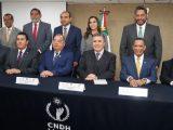 Reconoce CONACYT posgrados en DH impartidos por CNDH y universidades