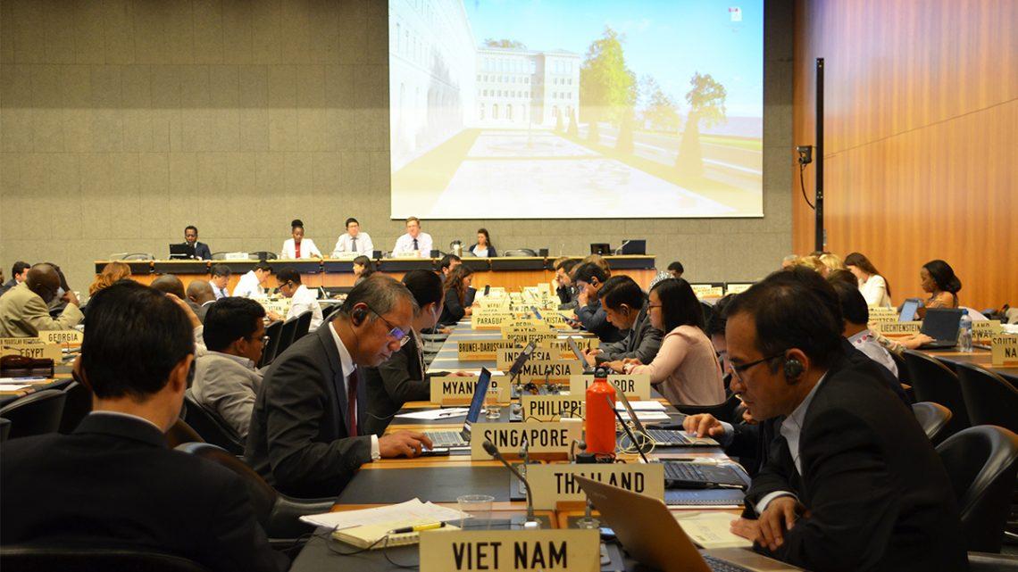 Se comunica a los Miembros de la OMC que sigue habiendo un firme apoyo a la financiación de la Ayuda para el Comercio