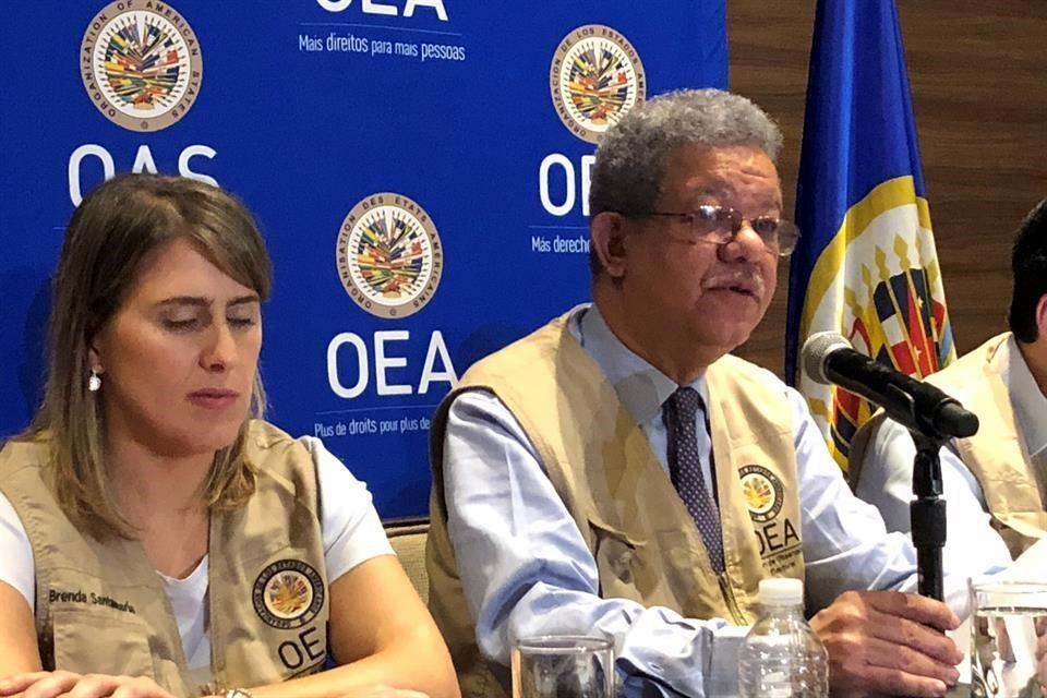 Misión Electoral de la OEA felicita a México por la exitosa celebración de las elecciones más grandes y complejas de su historia