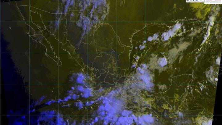 Hoy se prevén tormentas intensas en Guerrero, Oaxaca, Chiapas