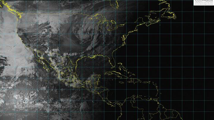 En Oaxaca, Chiapas y Veracruz se prevén tormentas intensas