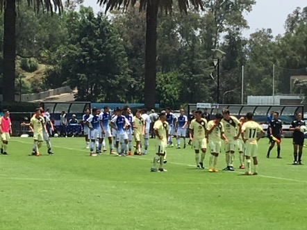 América derrota a FC Dallas 3-1 en Torneo Internacional Fuerzas Básicas 2018 CDMX