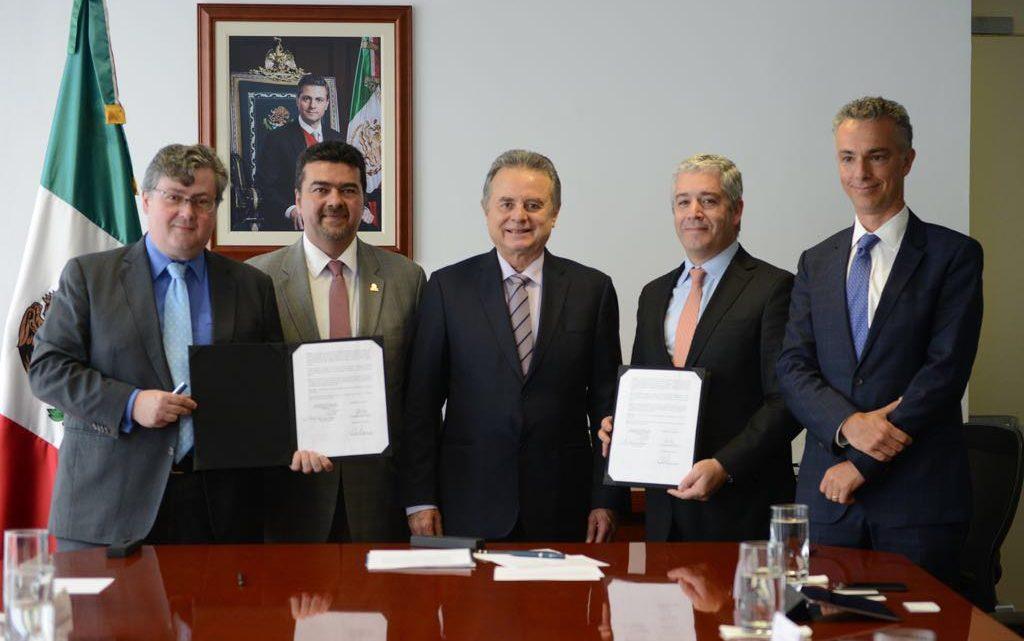 Colaboración entre INEEL y Siemens