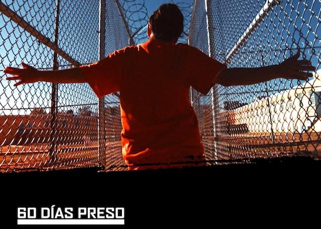 Estrena A&E nueva temporada de '60 días preso'