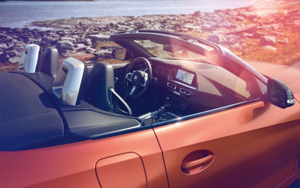 Nuevo BMW Z4 se revelará bajo el sol californiano