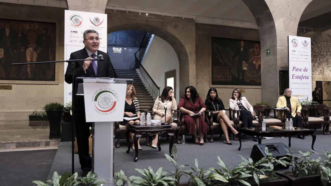 Ofrece CNDH trabajo colaborativo con nueva Legislatura